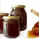 Miel de montaña de apicultura ecológica
