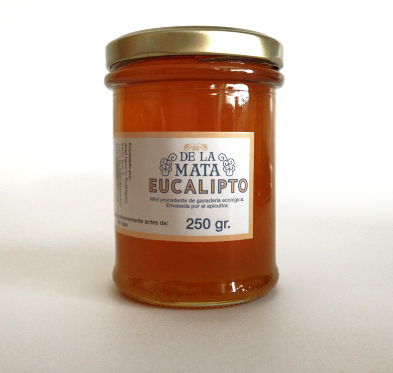 Eucalyptus honey [250 gr]