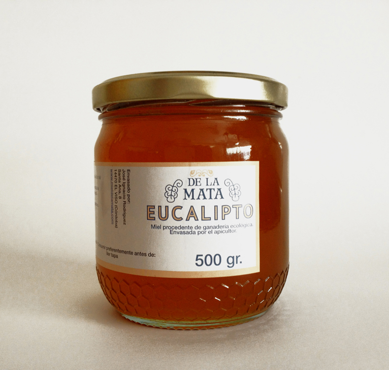 Eucalyptus honey [500 gr]