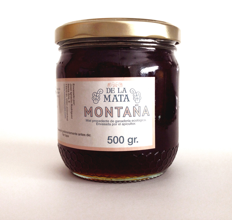 Mountain honey [500 gr]