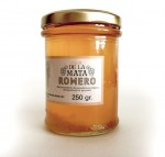 Organic rosemary honey [250 gr]