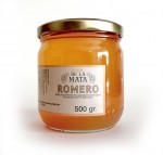 Organic rosemary honey [500 gr]