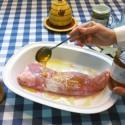Solomillo de cerdo a la miel ecológica