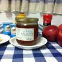 Manzanas con miel ecológica y canela